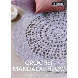 044 Crochet Mandala Throw