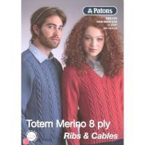 (1270 Ribs and Cables in Totem)