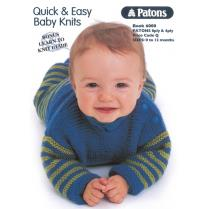 (6000 Quick and Easy Baby Knits)