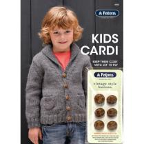 (6002 Kids Cardi)