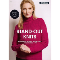 (8027 Stand-Out Knits)