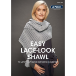 9004 Easy Lace Look Shawl
