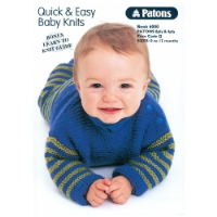 6000 Quick and Easy Baby Knits