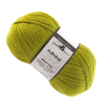 (Admiral Solids 4 Ply)