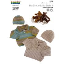 (K352 Sweaters and Hats)
