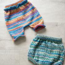 (K428 Bloomers and Shorts)