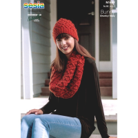N1449 Cowl and Hat