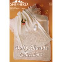 1003 Baby Shawls Collection no. 1