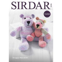 SL 5176 Crochet Bears