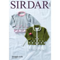 (SL 5287 Cardigan and Sweater)
