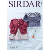 SL 5291 Cardi and Sweater