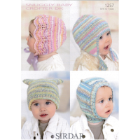 SLA 1257 Hats for Babies & Children
