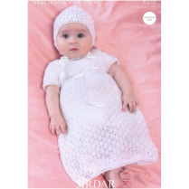 (1370D Christening Set 4 Ply)