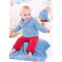 SLX 1379 Sweater and Blanket