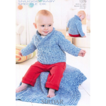 (1379D Sweater and Blanket)