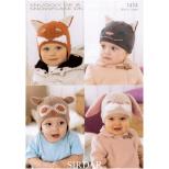 1474 Animal Hats