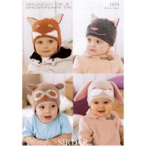 (1474 Animal Hats)