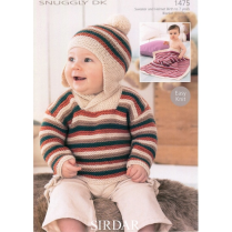 (1475 Sweater, Helmut and Blanket)