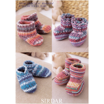 (SLA 1483 Bootees, Shoes & Boots)