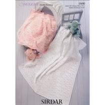 (SLA 1600 Blanket and Shawl)
