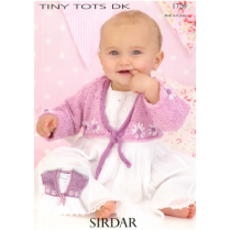 (1726D Cardigan with Tie front)