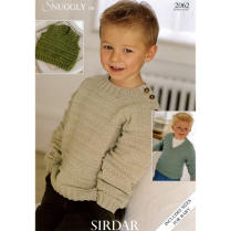 (2062 Sweaters and Slipover)
