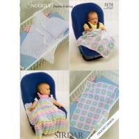3174 Crochet Rug