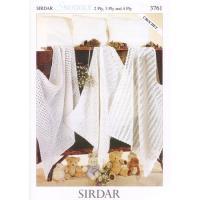 SLA 3761 Crochet Shawls