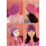 4474 Crochet Hats
