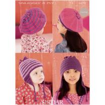 (SLX 4474 Crochet Hats)