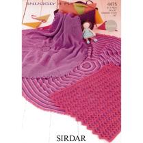 (4475 Baby Blankets Crocheted)