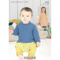 (SLX 4494 Sweater and Dress)