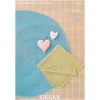 SLA 4511 Crochet Blankets