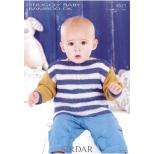 4521 Striped Sweater
