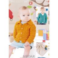 S4526 X Cardigans & Blanket