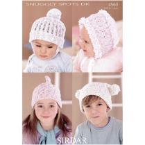 (SLX 4563 Hats)