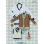 4641 Sweater, Tank and Cardi