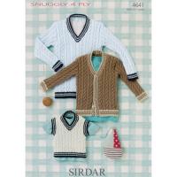 SLX 4641 Sweater, Tank and Cardi