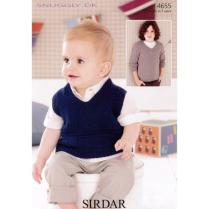 (SL8 4655 'Tank and Sweater)