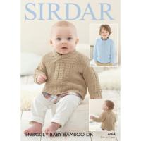 4664 Shawl Collar Sweater