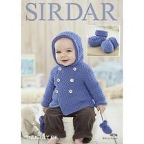 (SLX 4706 Coat, Mitts and Bootees)