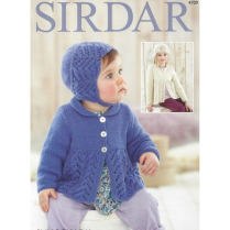 (SL8 4709 Cardigans and Hats)