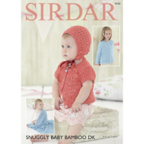 (SLX 4729 Crochet Cardi)