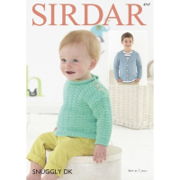 4747 Sweater and Cardi