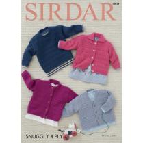 (SL4 4809 Cardi and Sweaters)