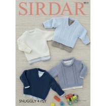 (4810 Cardis and Sweaters)