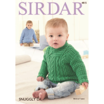 (SL8 4815 Cabled Sweaters)