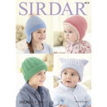 (SLA 4818 Knitted Hats)