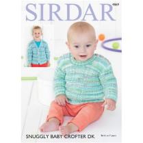 (SL8 4869 Sweater and Cardigan)