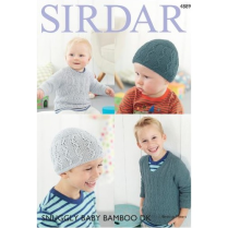 (SLX 4889 Sweaters and Beanie)